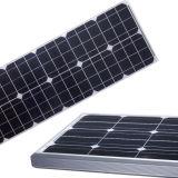 L'iso di RoHS del Ce ha certificato l'illuminazione stradale solare di 7m 40W LED