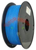 Y caderas en espiral de 3,0 mm de filamento de impresión 3D azul