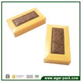 Популярные моды желтого цвета деревянной упаковки подарок перо в салоне