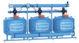 Selbstkohlenstoffstahl-Sand-Media-Filtration-Systeme/Wasser-Filtration-Gerät