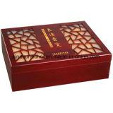 Настраиваемые сосны деревянный ящик для черного чая на продажу с возможностью горячей замены