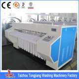 Flatwork Ironer comercial (Gas/Calefacción de vapor, simple/doble/triple rodillo, 3000/2000/2500/1600mm)