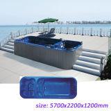 Balboa 5.7 Meters Lang KUUROORD m-3323 van Luxrury van Monalisa van het Zwembad