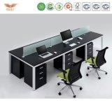 워크 스테이션 가구의 간단한 사무실 분할 또는 워크 스테이션 또는 표준 크기
