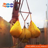 A prova de testes de carga de peso de água sacos com certificado de tipo Leea 051