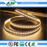 Luz de tira do diodo emissor de luz da decoração do gabinete com CE RoHS