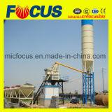 Pequeña planta de mezcla concreta inmóvil caliente de la venta Hzs35 35m3/H