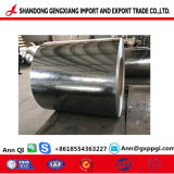 De buena calidad a bajo precio Galvanzied bobinas de acero/Gi