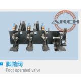 Commutatore manuale della gomma di automobile (AAE-C310BI)