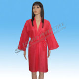 Kimono coloré non-tissé remplaçable de mode pour des femmes