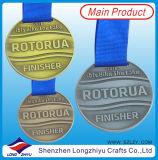 Гонки медалей сувенира способа медаль олимпийской античной бронзовой идущее