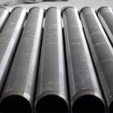 schermi del filtro per pozzi dell'acqua dell'acciaio inossidabile 6inch/collegare del cuneo
