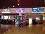 Centre commercial de la publicité d'affichage à LED