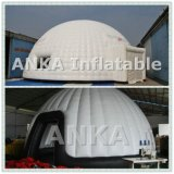 De opblaasbare Tent van de Koepel met het Transparante Dak van het Venster