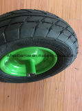 농업 공구 경쟁가격을%s 가진 튼튼한 외바퀴 손수레 타이어 4.00-8