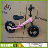 最も売れ行きの良い赤ん坊のバランスの自転車ペダルのトレーニングのバイク無し