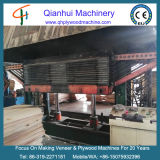 15 couches de placage de machine de séchage de presse de dessiccateur de machine de placage chaud de contre-plaqué