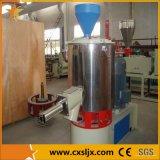 Alta velocidad de la mezcladora de plástico para el PVC