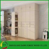 Шкаф спальни типа мебели панели самомоднейший