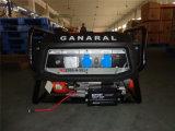 1kVA 휴대용 가솔린 발전기, 구리 철사 Wd1500-2