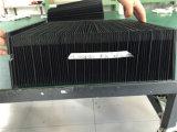 Tissu de haute qualité de la machine accordéon à soufflets