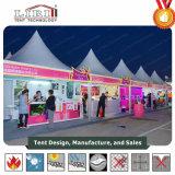 100 Pessoas 10X10m Pagoda tendas para venda, publicidade tenda