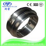 Alto anel de desgaste da liga de cromo e quilting