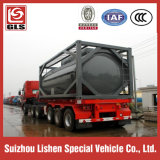 20FT ISO Chemical Tank Container Envio para Venda