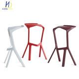 Bc-091 горячая продажа приятный дизайн PP пластиковые панели Miura табурет стулья