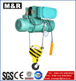 Single Hook를 가진 25 톤 Wire Rope Electric Hoist