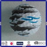 Fördernder kundenspezifischer Firmenzeichen-preiswerter Golfball
