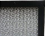 Ventilação e Ar condicionado do quarto limpo do filtro do HVAC