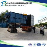 Máquina de flotação de ar dissolvido para tratamento de águas residuais industriais