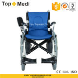 Topmedi 알루미늄 Foldable 전력 휠체어
