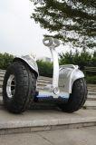 19 pollici fuori dal motorino elettrico della batteria dello Litio-Ione della batteria del motorino dell'equilibrio elettrico della grande rotella