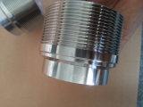accoppiamento sanitario dell'accessorio per tubi dell'acciaio inossidabile di 3A 19wb