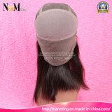 Frente recto peluca llena del cordón de Borgoña del cordón del pelo humano de la peluca del pelo peruano lleno de la Virgen del pelo humano del cordón 30 de la peluca 8 '' - '' para las mujeres negras