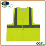 高品質Adults En471 Standard Refective Safety Vest/3m Reflective Safety Jacket