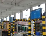 70 Zoll des SupermarktLCD, der im Freiendigitalsignage-Spieler bekanntmacht