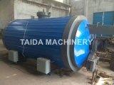 Borracha regenerada Desulfurizing Devulcanizing Eléctrica de Aquecimento do Óleo da Caixa de saída do tanque