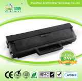 Cartucho de toner del toner 104s de la impresora laser para Samsung Scx3201