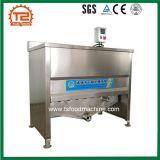 Friteuse électrique de mini machine semi-automatique de beignet