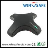 Micrófono de sobremesa USB inteligente, Skype, el micrófono El micrófono de conferencia