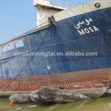 船の大破の常緑の海難救助の管のエアバッグ
