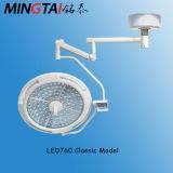 Lampada mobile LED760 di funzionamento chirurgico con Ce