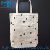 Sacchetto riciclabile materiale trattato del cotone di acquisto del cotone e di stile
