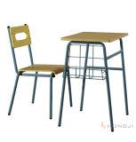 非常に普及した、特別なデザイン小学校の机および椅子