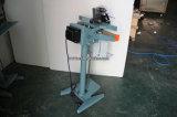 Aluminiumkarosserien-Pedal-Papierbeutel-Dichtungs-Maschine mit Kodierer