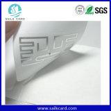 UHF U Code EPC G2 Adhesive RFID Tag 또는 Label/Sticker