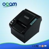Ocpp-802手動カッターが付いているデスクトップの安いRS-232熱プリンター